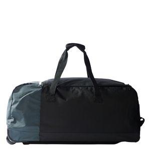 adidas Tiro 17 Rollen Teambag XL Sporttasche mit Rollen schwarz / grau – Bild 2