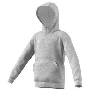 adidas Kinder Core 15 Hoody Sweatshirt grau