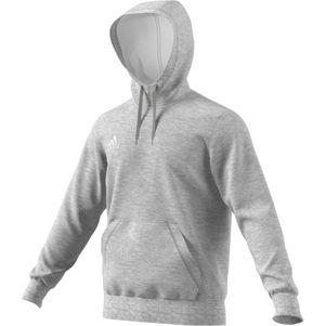 adidas Core 15 Hoody Sweatshirt grau – Bild 1