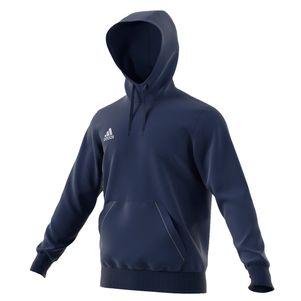 adidas Core 15 Hoody Sweatshirt schwarz / rot / blau / grau – Bild 4