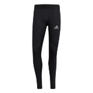 adidas Alphaskin Sport Long Tight Hose schwarz