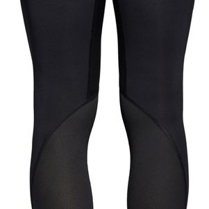 adidas Alphaskin Sport Long Tight Hose schwarz – Bild 2