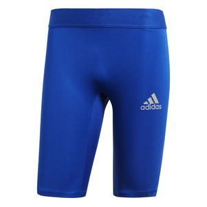 adidas Alphaskin Tight Short Unterziehhose blau – Bild 1