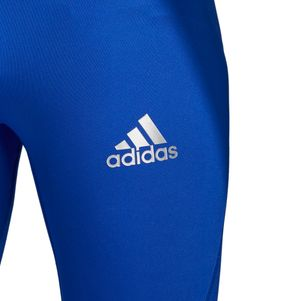 adidas Alphaskin Tight Short Unterziehhose blau – Bild 2