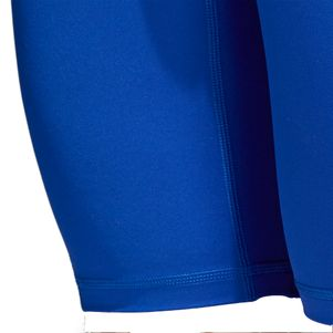 adidas Alphaskin Tight Short Unterziehhose blau – Bild 3