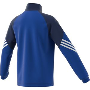 adidas Kinder Sereno 14 Trainingstop blau – Bild 2