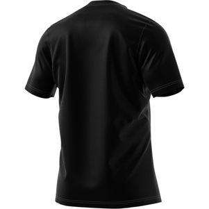 adidas Core 15 Trainingsshirt schwarz – Bild 2
