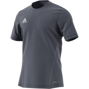 adidas Core 15 Trainingsshirt grau – Bild 1