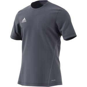 adidas Core 15 Trainingsshirt grau – Bild 1