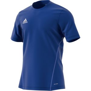 adidas Core 15 Trainingsshirt blau – Bild 1