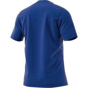 adidas Core 15 Trainingsshirt blau – Bild 2