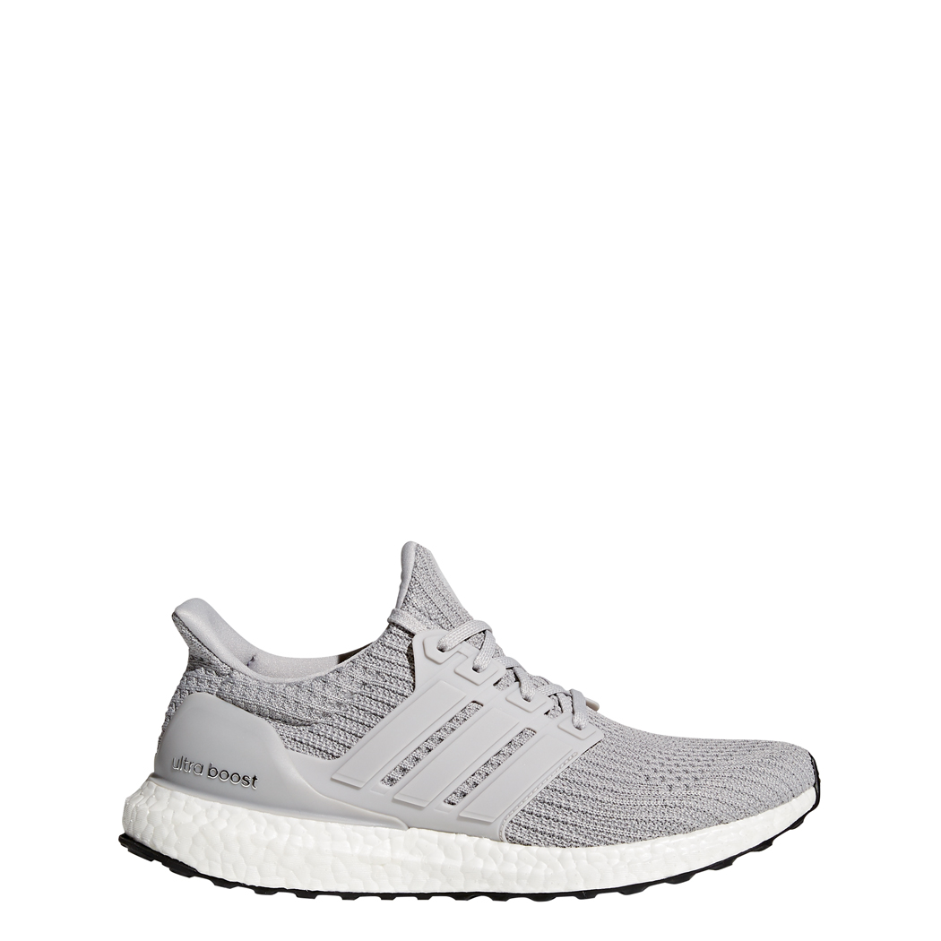on feet at delicate colors cheap sale adidas Ultra Boost 4.0 Herren Laufschuhe grau
