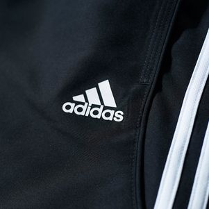 adidas Sport Essentials 3-Streifen Chelsea Shorts schwarz – Bild 3