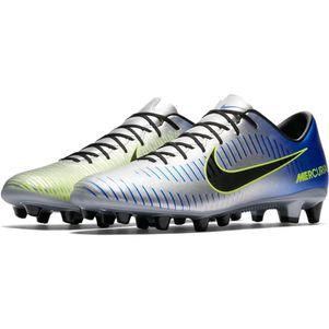 Nike Mercurial Victory VI Neymar AG grau / blau – Bild 3