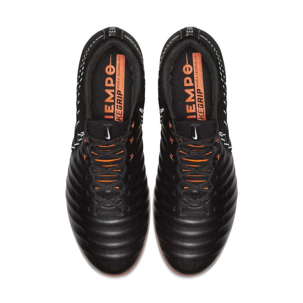 save off 13454 e0b33 ... Nike Tiempo Legend 7 Elite FG schwarz   orange