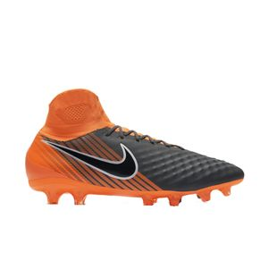 Nike Magista Obra 2 Pro Dynamic Fit FG grau / orange – Bild 1