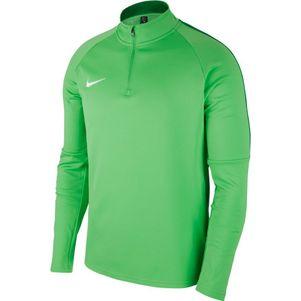 Nike Academy 18 Midlayer Trainingsshirt grün – Bild 1