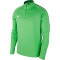 Nike Academy 18 Midlayer Trainingsshirt grün