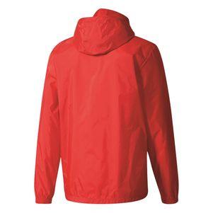 adidas Core15 Regenjacke Kinder Erwachsene rot blau schwarz Regenhose schwarz – Bild 5