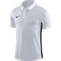 Nike Academy 18 Poloshirt weiß
