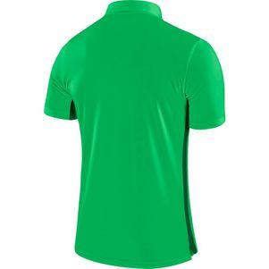 Nike Academy 18 Poloshirt grün – Bild 2