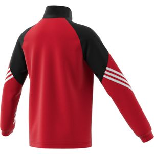adidas Kinder Sereno 14 Trainingstop rot – Bild 2