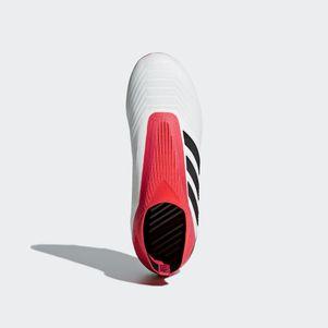 adidas Kinder Predator 18+ FG weiß – Bild 7