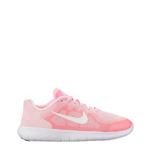 Nike Kinder Performance Free RUN 2017 Sneaker Freizeitschuhe rosa – Bild 1