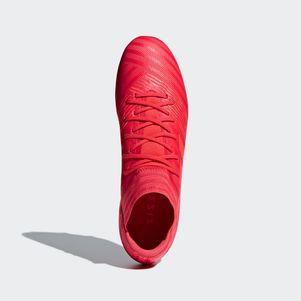 adidas Nemeziz 17.3 FG Fußballschuhe rot  – Bild 6