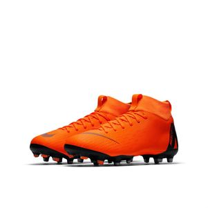 Nike Kinder Mercurial Superfly 6 Academy GS FG/MG orange – Bild 2