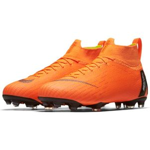 Nike Kinder Mercurial Superfly 6 Elite FG orange – Bild 2
