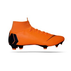 Nike Mercurial Superfly 6 Pro FG orange / schwarz – Bild 1