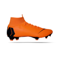 Nike Mercurial Superfly 6 Pro FG orange / schwarz