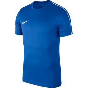 Nike Kinder Dry Park 18 Trainingsshirt blau – Bild 1