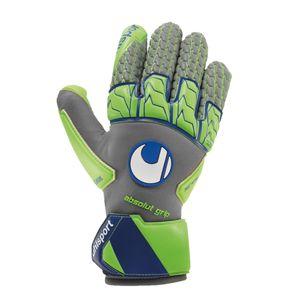 Uhlsport Tensiongreen Absolutgrip Reflex Torwarthandschuhe grün / grau / blau – Bild 1