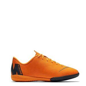 Nike Kinder MercurialX Vapor 12 Academy IC Hallenschuhe orange – Bild 1