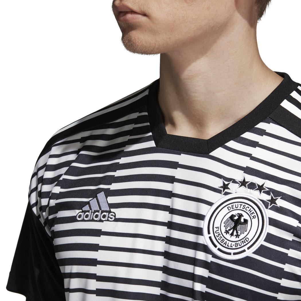 adidas DFB Deutschland WM 2018 Herren Pre Match Shirt