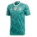 adidas DFB Away Deutschland Auswärtstrikot Herren grün WM 2018