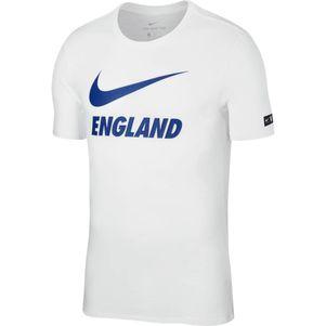 Nike Dry England Jersey T-Shirt weiß – Bild 1