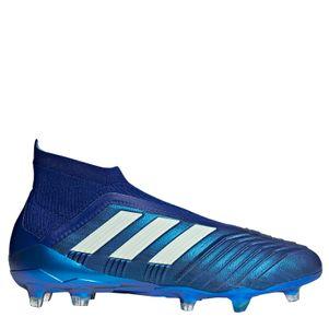 adidas Predator 18+ FG Fußballschuhe blau – Bild 1
