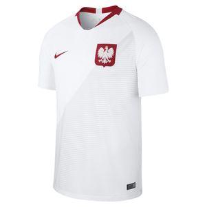 Nike Polen Home Heimtrikot weiß / rot WM 2018