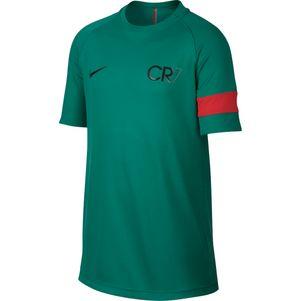 Nike Kinder Dry CR7 Academy Christiano Ronaldo Trainingsshirt grün – Bild 1