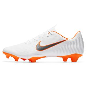 Nike Mercurial Vapor 12 FG weiß / orange  – Bild 2