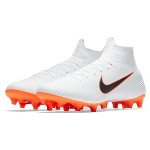 Nike Mercurial Superfly 6 Pro AG-Pro weiß / orange – Bild 3