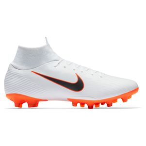 Nike Mercurial Superfly 6 Pro AG-Pro weiß / orange – Bild 1