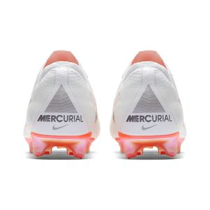 Nike Mercurial Vapor 12 Elite FG weiß / orange – Bild 3