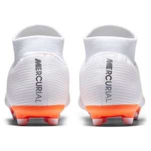Nike Mercurial Superfly 6 Academy MG weiß / orange – Bild 4