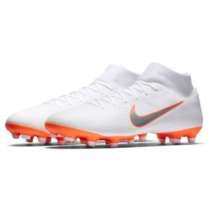 Nike Mercurial Superfly 6 Academy MG weiß / orange – Bild 2