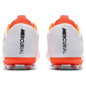 Nike Mercurial Vapor 12 Academy MG weiß / orange – Bild 4