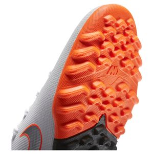 Nike Kinder Mercurial Superfly 6 Academy TF weiß / orange – Bild 6